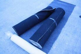 Carpet underlay Quality Felt/Rubber Crumb