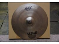 "!!BARGAIN!! SABIAN AAX MEMPHIS RIDE 21"" VGC (COLLECTION LE27QT) !!BARGAIN!!"