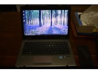 HP ProBook 6460b with Intel Core i5 2.5GHz, 4GB DDR3 RAM, 500GB HDD Immaculate Condition