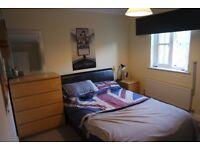 Double en-suite, furnished bedroom