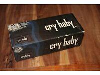 Dunlop Cry Baby Wah Wah GCB-95