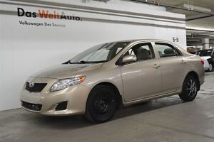 2010 Toyota Corolla CE, A/C, ECONOMICAL, *LOW KMS*