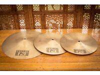 Session Pro Cymbal Set