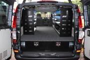 Raised False Floor Cargo Van Storage Newtown Inner Sydney Preview
