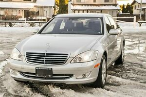 2007 Mercedes-Benz S-Class Loaded!! Coquitlam location Call Dire