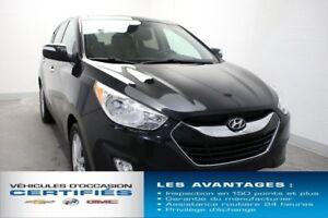 2013 Hyundai Tucson AWD LIMITED TOIT PANO CUIR SIÈ.CHAUF