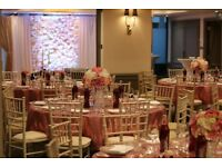 Event decorator - weddings, party, birthday, event planning