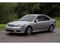 2007 '07' Ford Mondeo ST220 Hatchback 6 Speed Manual
