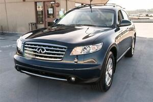 2007 Infiniti FX35 Loaded, Sunroof, Leather - Coquitlam location