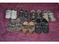 Bundle boys shoes size 5 and 6