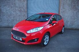 2014 Ford Fiesta 1.5 diesel not polo golf clio
