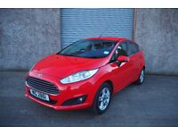 2014 Ford Fiesta 1.5 diesel not polo golf clio