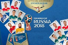 New Swaps for World cup sticker album