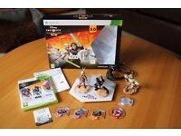 Disney Infinity 3.0 Edition Starter Pack for Xbox 360 Star Wars game plus Obi-Wan Kenobi