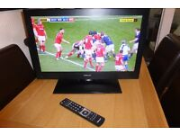 """26"""" LED TV WITH BUILT-IN FREEVIEW BY FINLUX"""