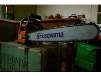Husqvarna 372xp and other items
