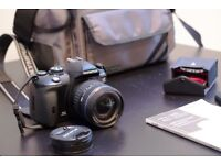 Olympus E-520 DSLR & accessories NOW £220!