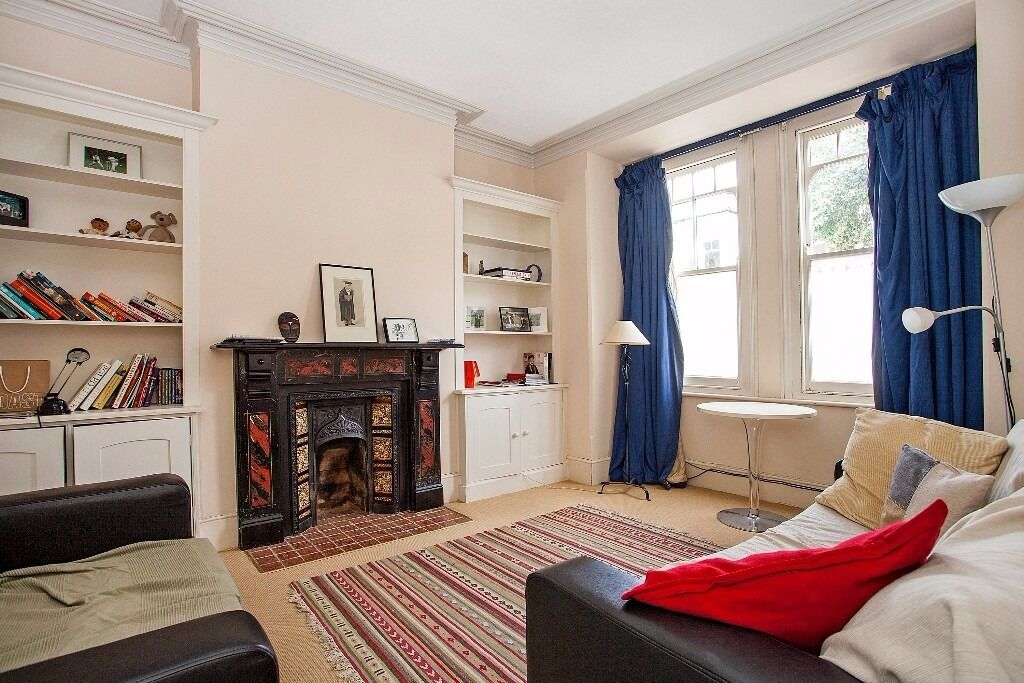 Hambalt Road, SW4 - A superb Victorian maisonette available in Abbeville Village