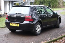 2003 VW Golf 2.0 GTI. MK4 Full MOT