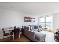 *TWO BEDROOMS* A well-presented two double bedroom apartment in Nacovia House in Imperial Wharf.