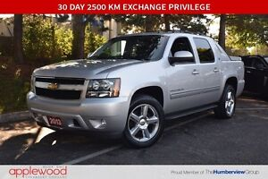 2013 Chevrolet Avalanche LT Black Diamond, One Owner, Showroom C