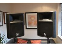 EV SX300 Speakers. Excellent condition. Always transported in speaker covers