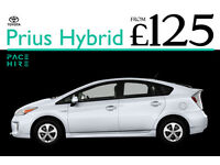 Toyota Prius Hire UBER, PCO Car with Insurance - PCO CAR HIRE Uber READY, old and 2017 Plate new car