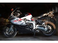 Immaculate BMW K 1300 S with many extras
