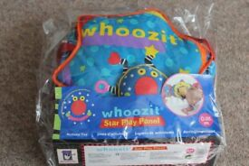 Whoozit Activity Bumper Toy