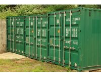 Eco Self Storage in Central Oxford via Shipping Containers 80-160sqft
