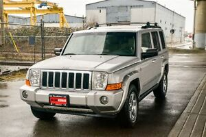 2006 Jeep Commander Limited- Coquitlam Location 604-298-6161