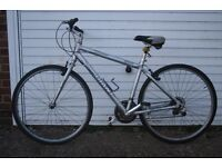"Giant Cypress 18 speed 27"" wheel bike"