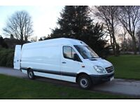 Van Hire within an Hour Man and Van Removal Service, House Moves Furniture Large or Small Delivery