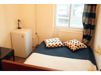 Comfortable single room available now! All bills are included with the price!!