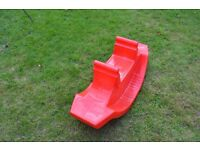 Red Child's SeeSaw