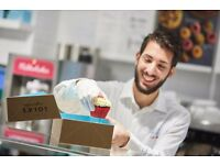 (INTU LAKESIDE) LOLA'S CUPCAKES - Join our team for a great career!