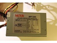 Desktop computer power supply (Macron MPT-300)