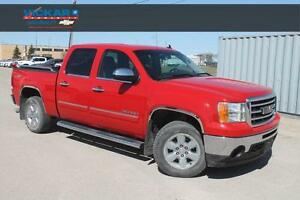2012 GMC Sierra 1500 SLE DEEP TINT GLASS, REMOTE KEYLESS ENTRY
