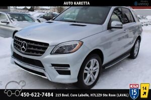 2015 Mercedes-Benz M-Class ML350 BT AWD, XENON, NAVI, PANORAMIC,