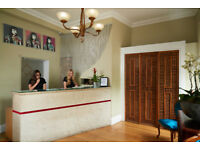 Night Receptionist, part time, immediate start, up to £9.50 per hour, Clifton, Bristol