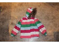 Child's ski jacket, age 7-8