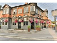 Bar Supervisor/Assistance Manager Required For The Royal Oak