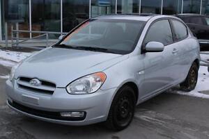 2010 Hyundai Accent SE*AC*TOIT OUVRANT*SPORT*GR.ÉLEC.