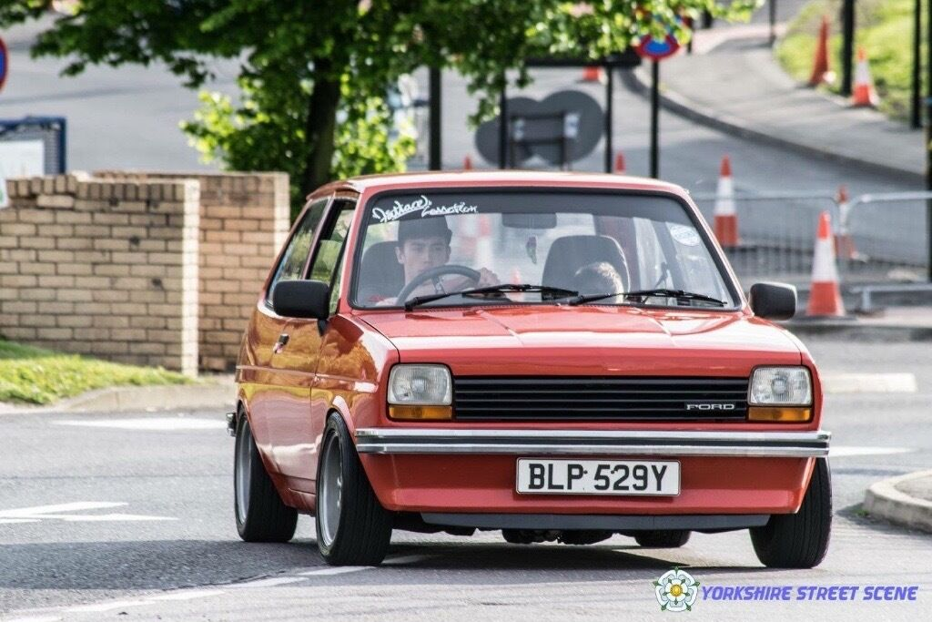 ford fiesta mk1 classic - photo #7
