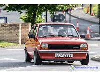mk1 Ford Fiesta retro stance classic modified for sale!!!