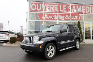 2010 Jeep Liberty Limited Edition 4X4 CUIR TOW PACKAGE CLEAN CAR
