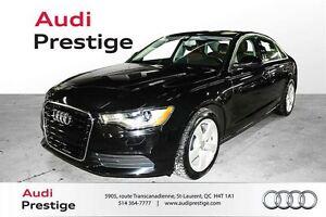 2013 Audi A6 NAVI ONLY 56 KMS