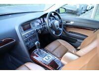 2005 Audi A6 Saloon 2.4 SE CVT 4dr AUTO, LEATHER, SUN-ROOF, LOW MILEAGE, HUGE SPEC, 3M WARRANTY,