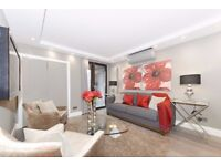 Newly refurbished two bedroom apartment in Swiss Cottage