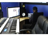 Music Studio | OMJ24 creations | Recording Studio | South East London | Cheap rates from £10/ph